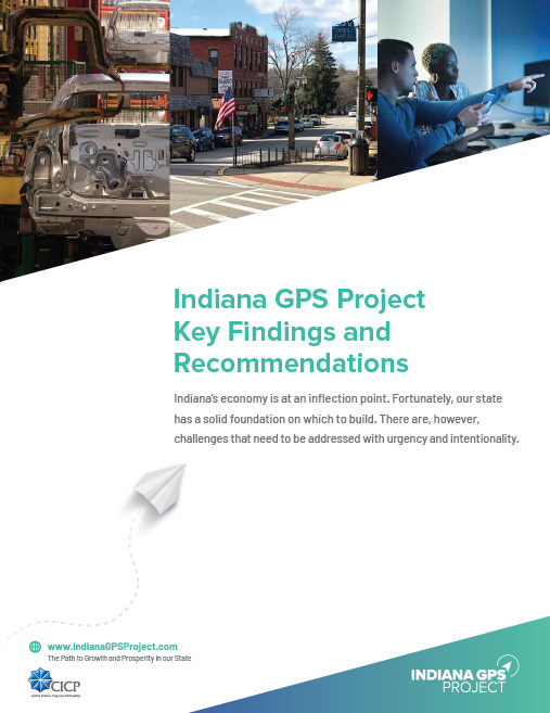 Indiana GPS Project Key Findings and Recommendations